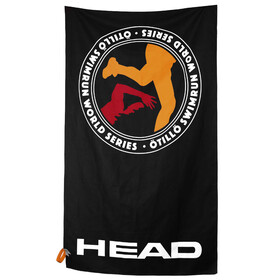 Head ÖTILLÖ Swimrun Sport Microfiber Towel black